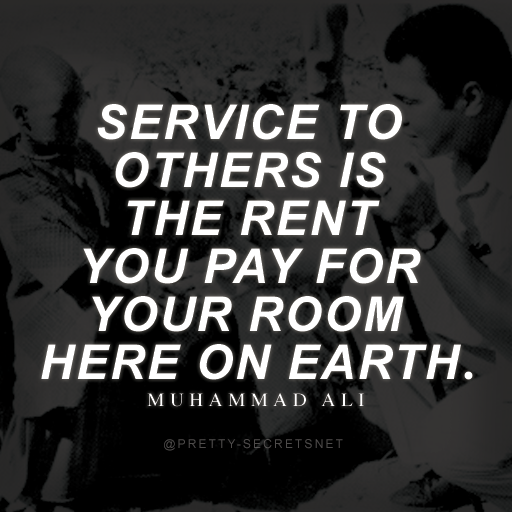 Serving Others Quotes